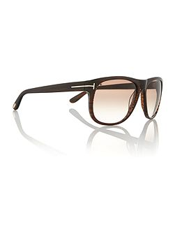 Men`s FT0236 brown oliver sunglasses