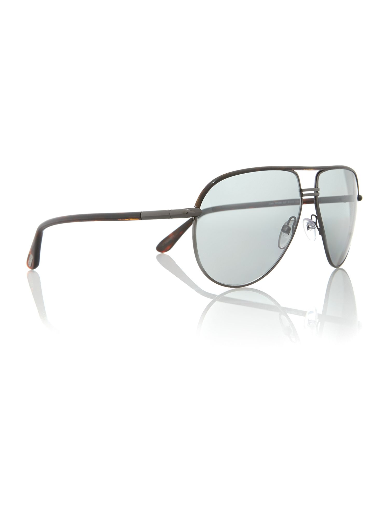 Men`s FT0285 tortoise brown cole sunglasses