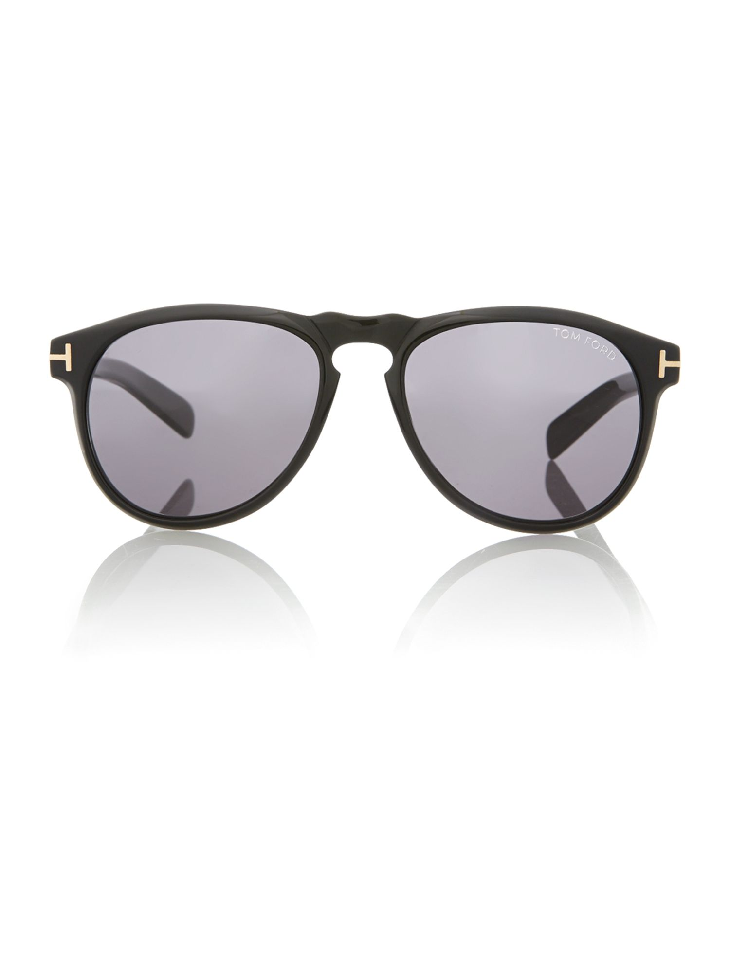 Ladies FT0291 black flynn sunglasses
