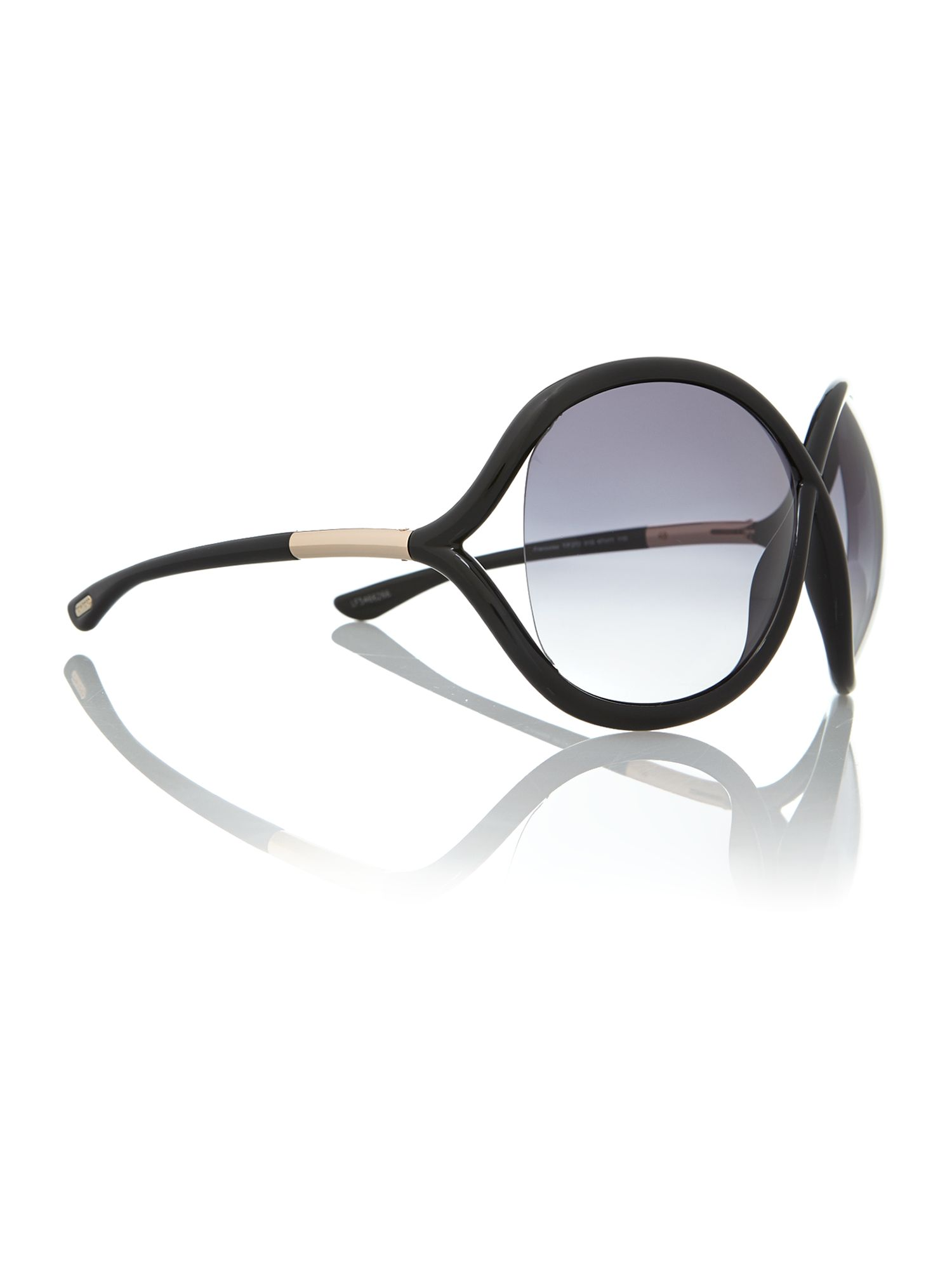 Ladies FT0272 john sunglasses