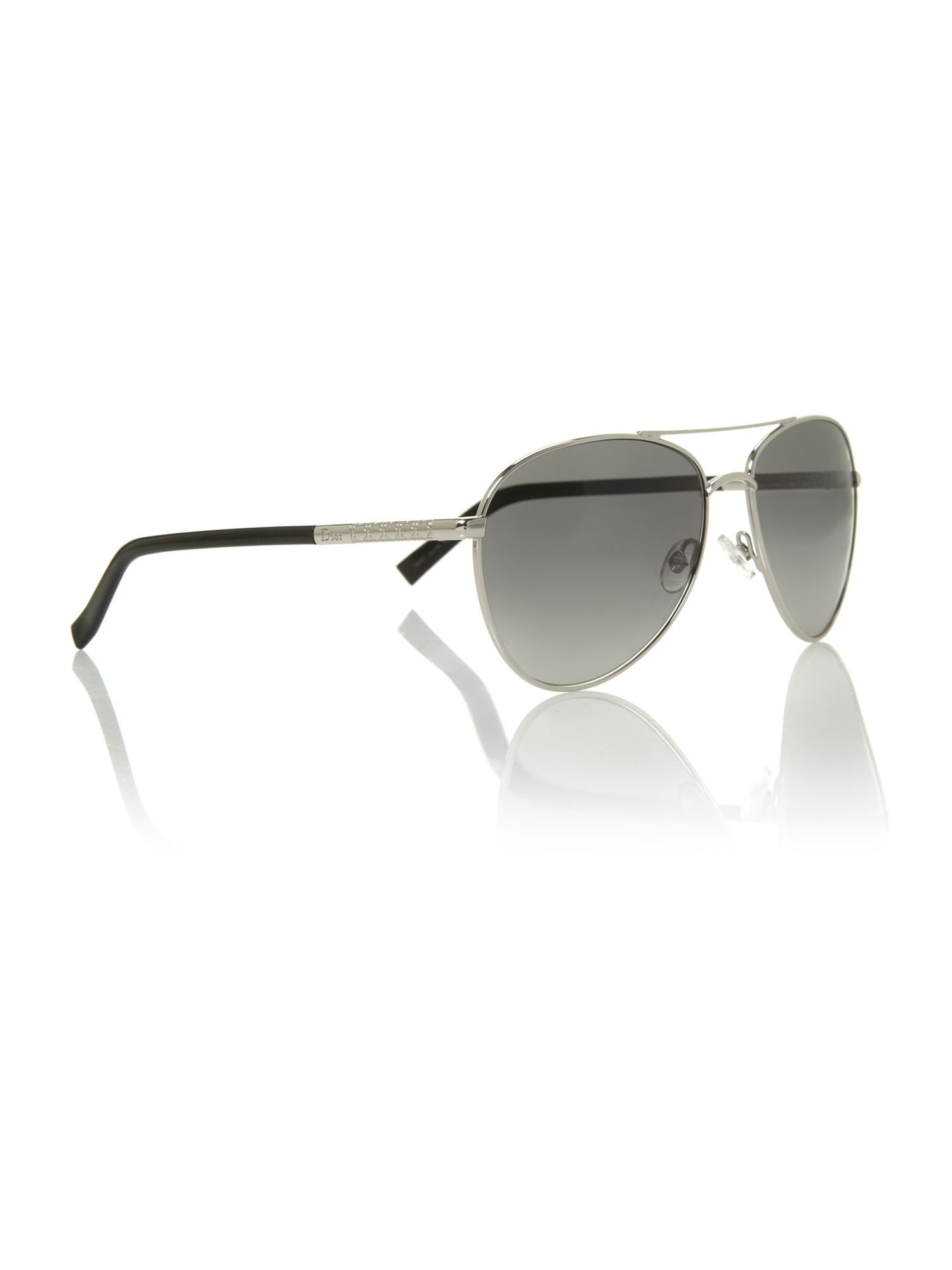 Ladies PICCADILY2 palladium aviator sunglasses