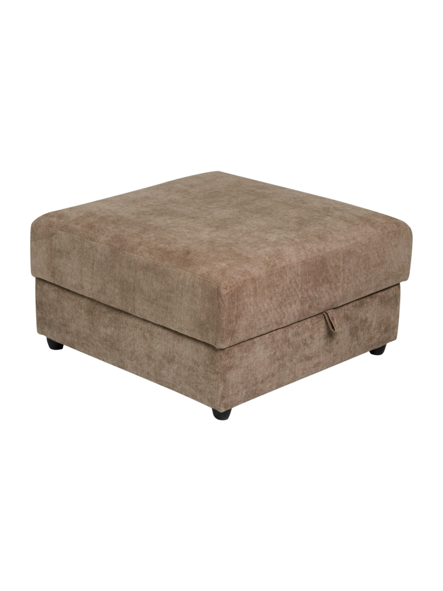 Esher storage footstool