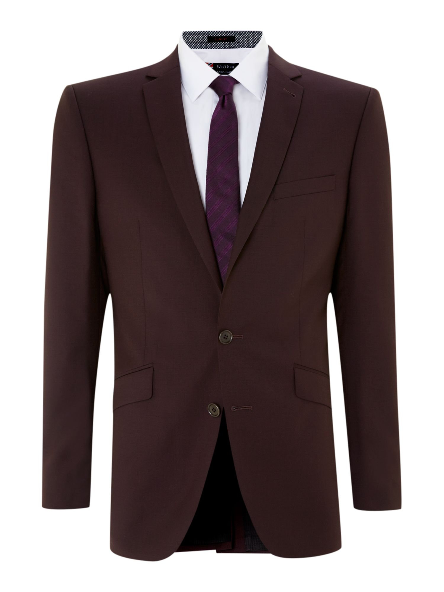 Tonic slim fit suit