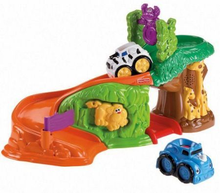 Fisher Price Safari Sounds Jungle W9830