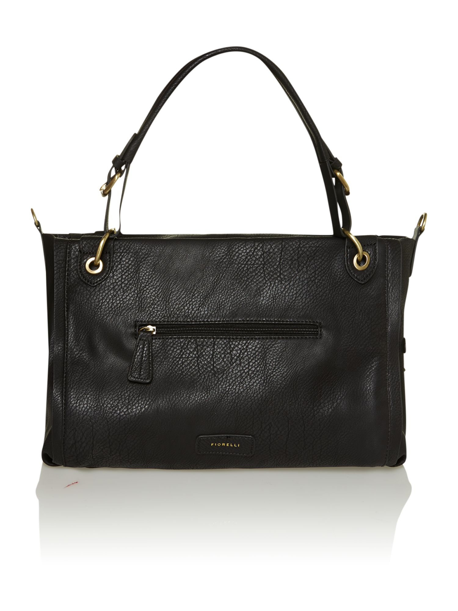 Brooke black shoulder bag