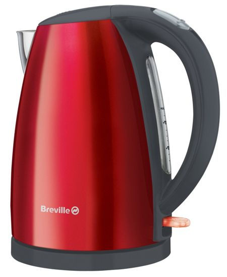 Breville Red collection jug kettle
