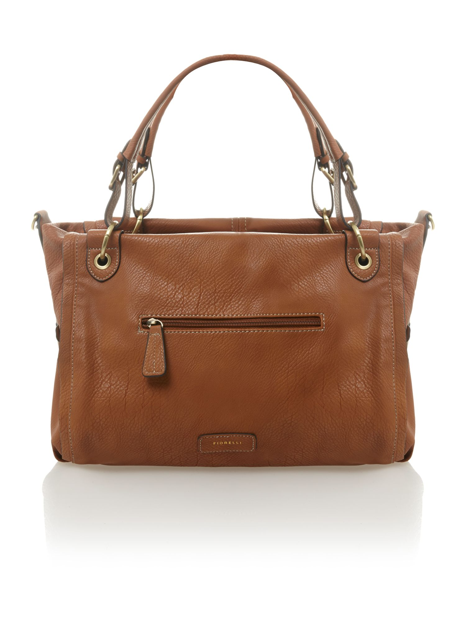 Brooke brown shoulder bag