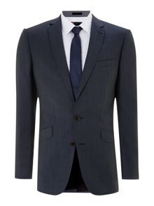 Simon Carter Mini texture suit