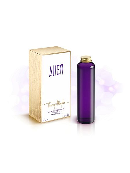 mugler alien eau de parfum eco refill bottle house of fraser. Black Bedroom Furniture Sets. Home Design Ideas
