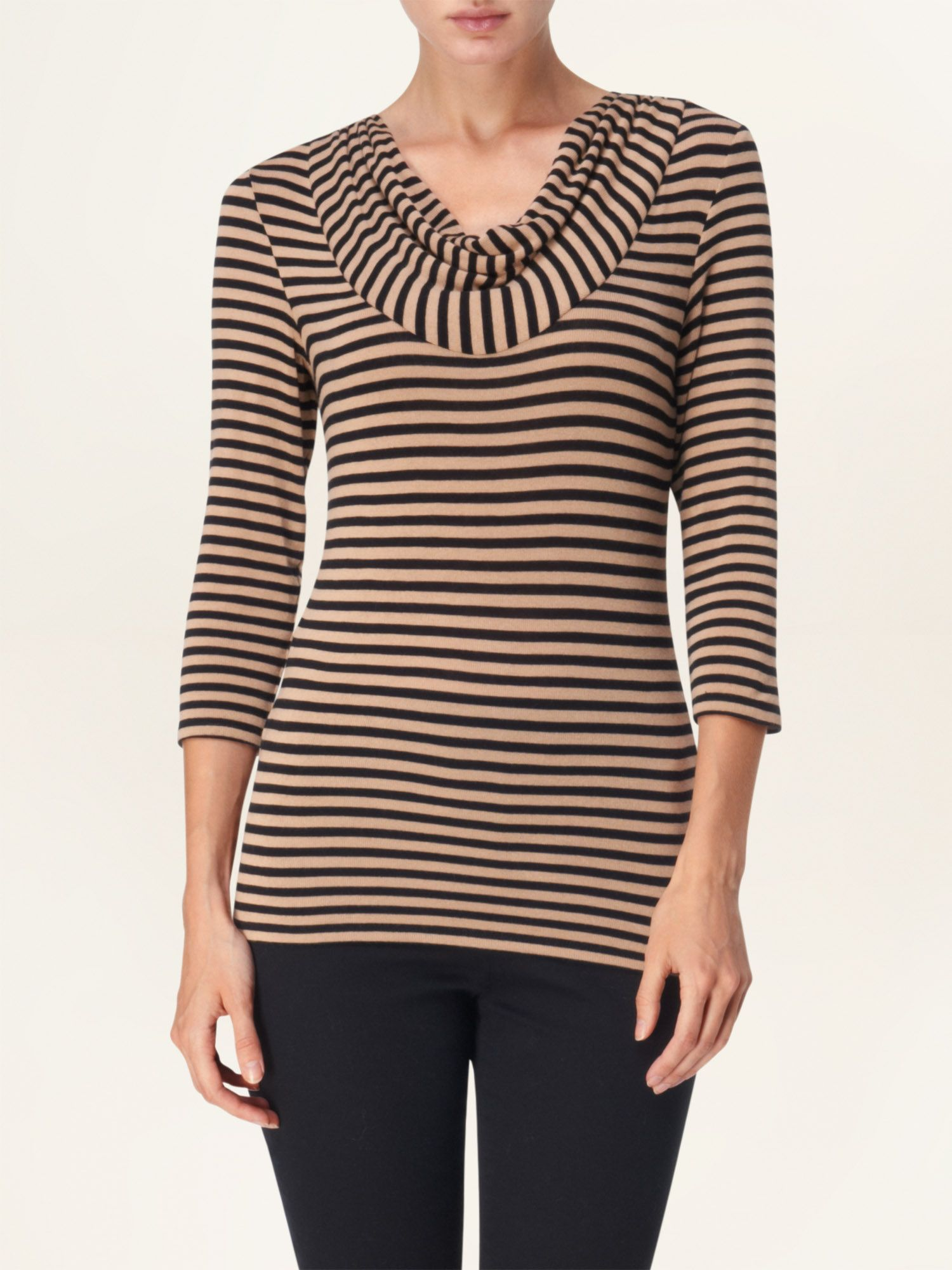 Jenny stripe top