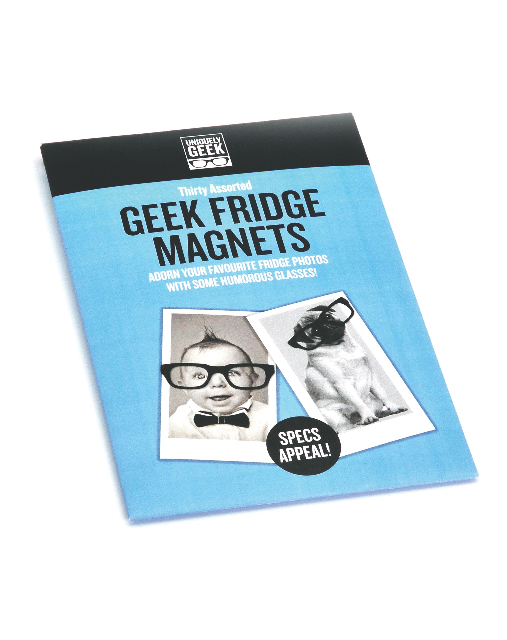 Geek fridge magnets