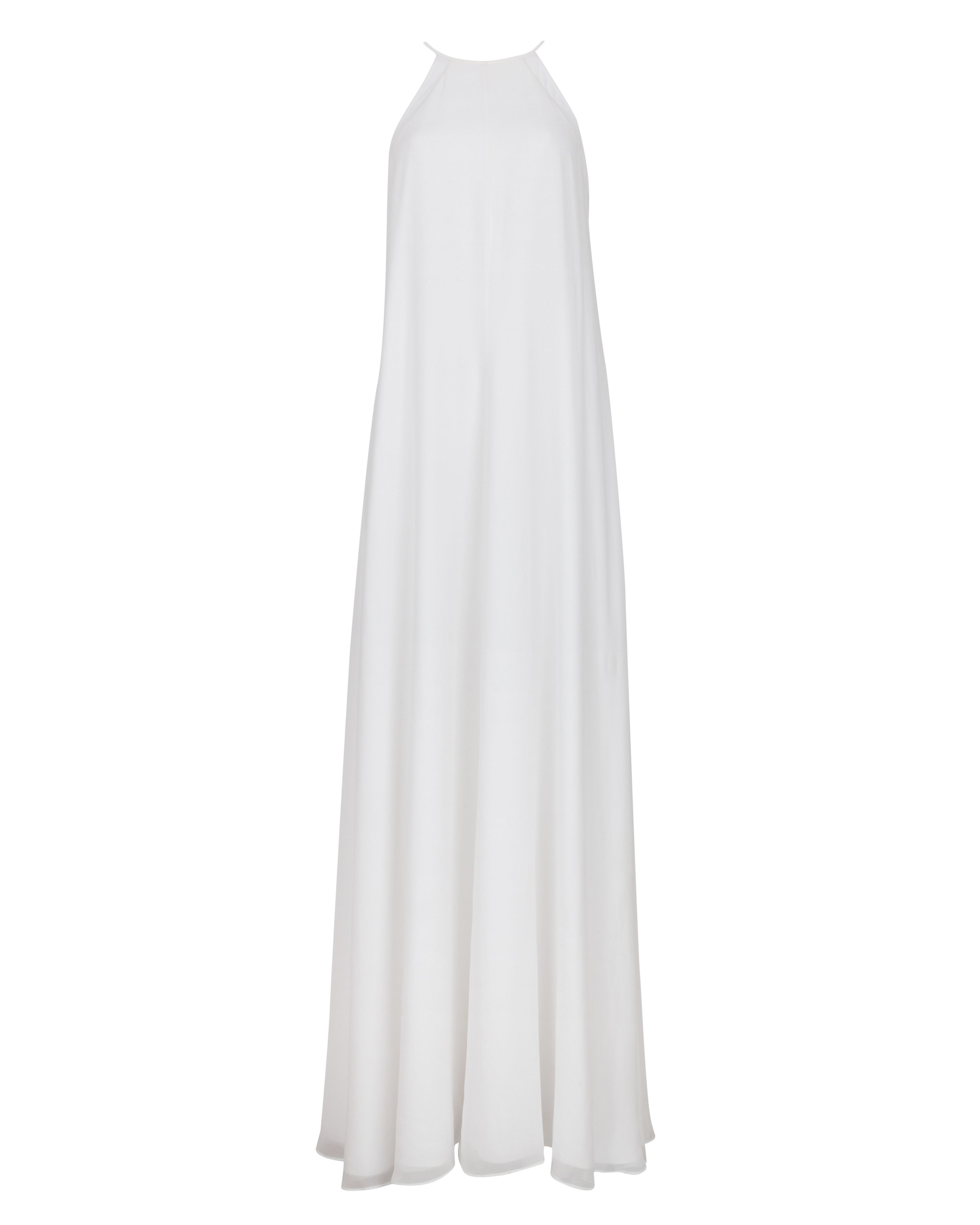 Aliceea trapeze maxi dress