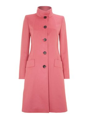Marella Funnel Neck Coat