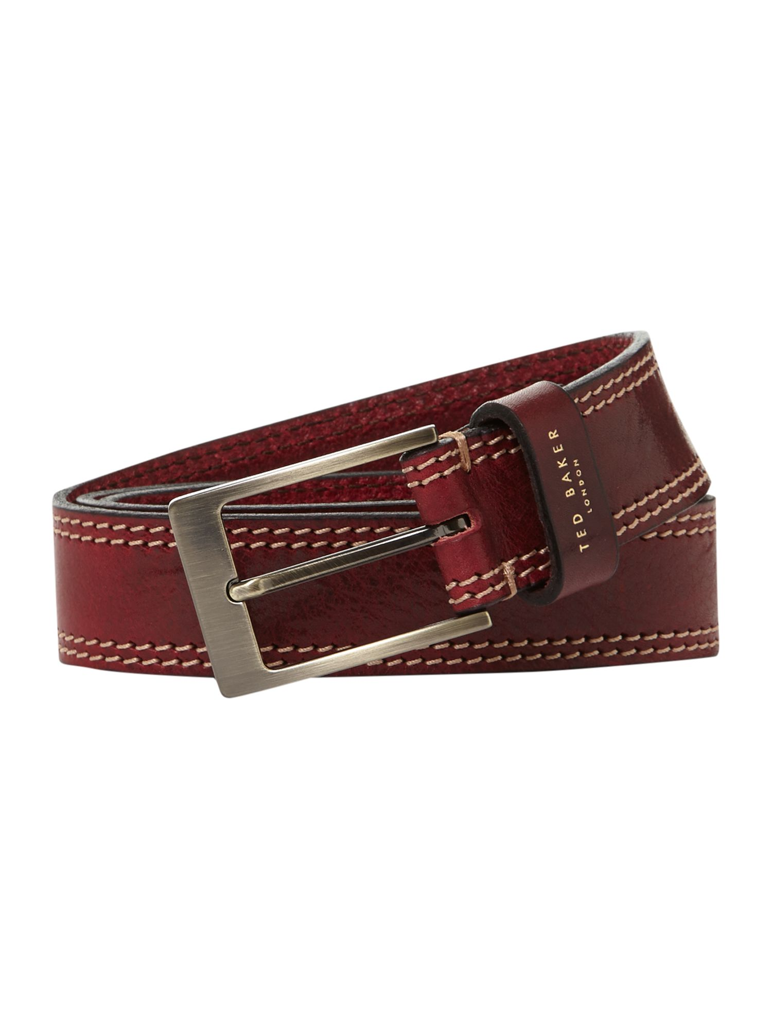 Cricket stitch belt