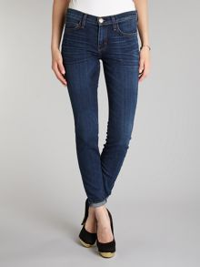 The Rolled Skinny jeans in Gibson