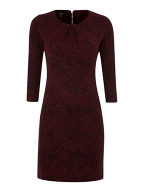Therapy Brocade Dress