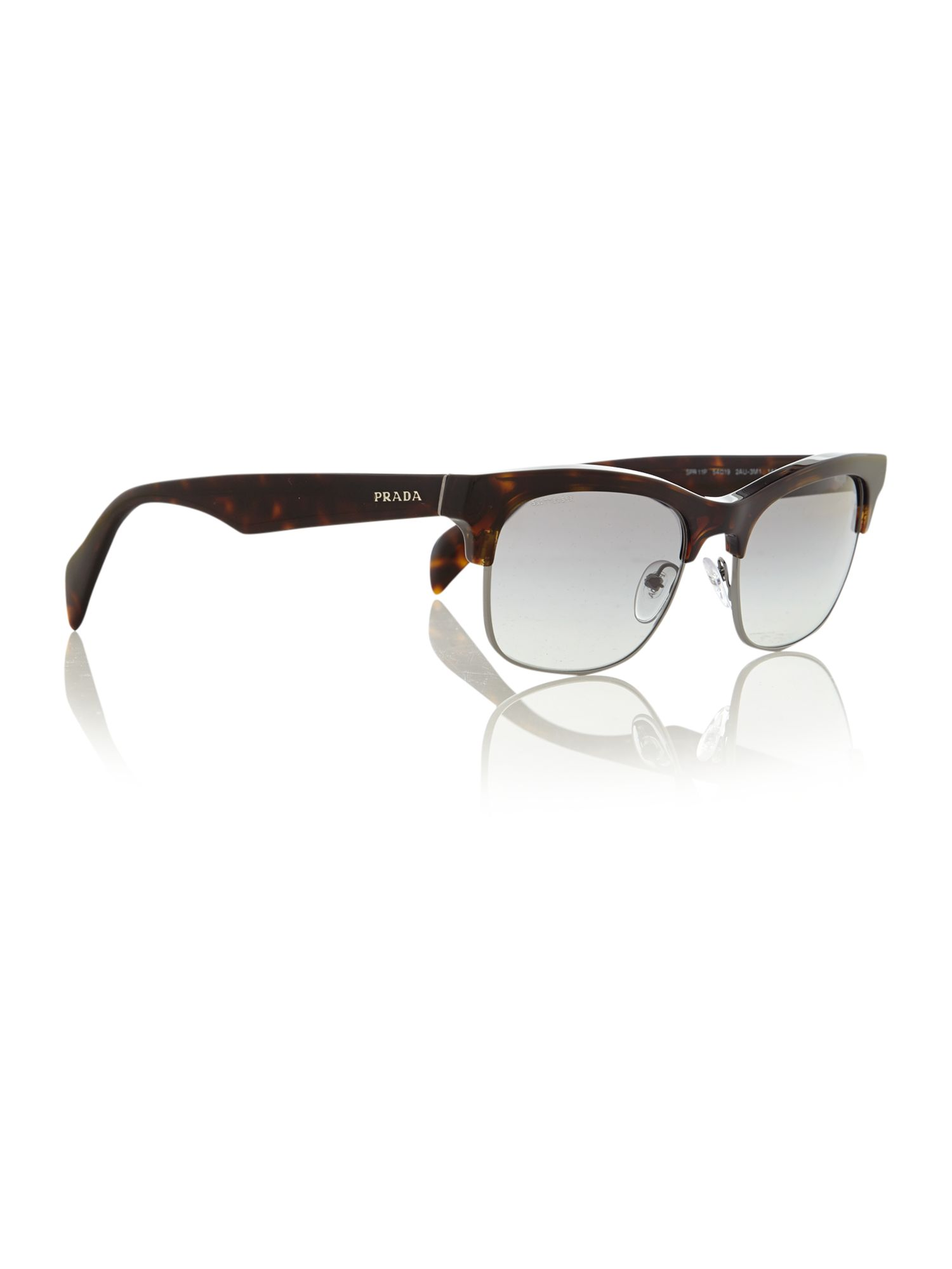 Men`s havana clumaster sunglasses
