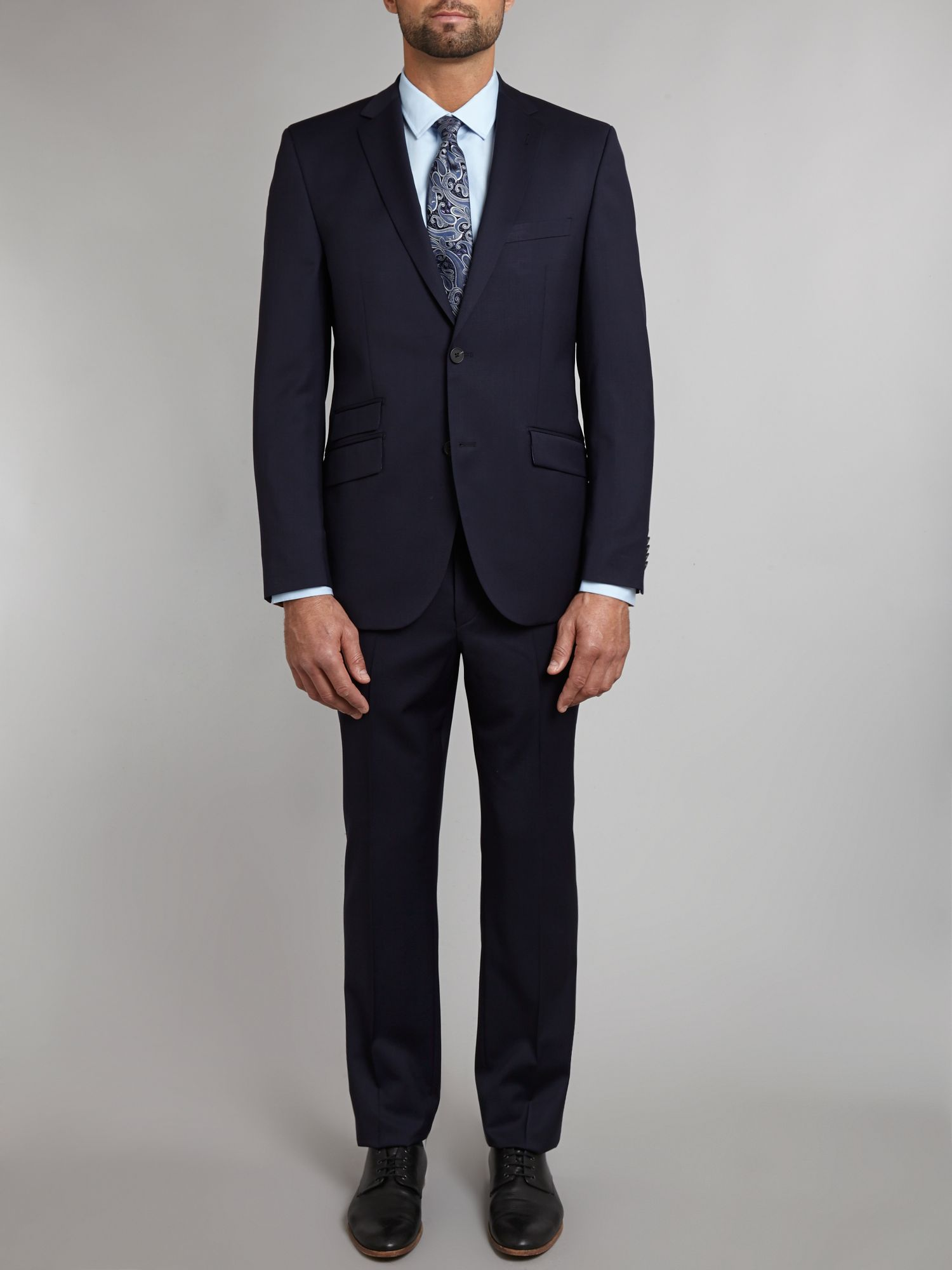 Randolf regular fit suit
