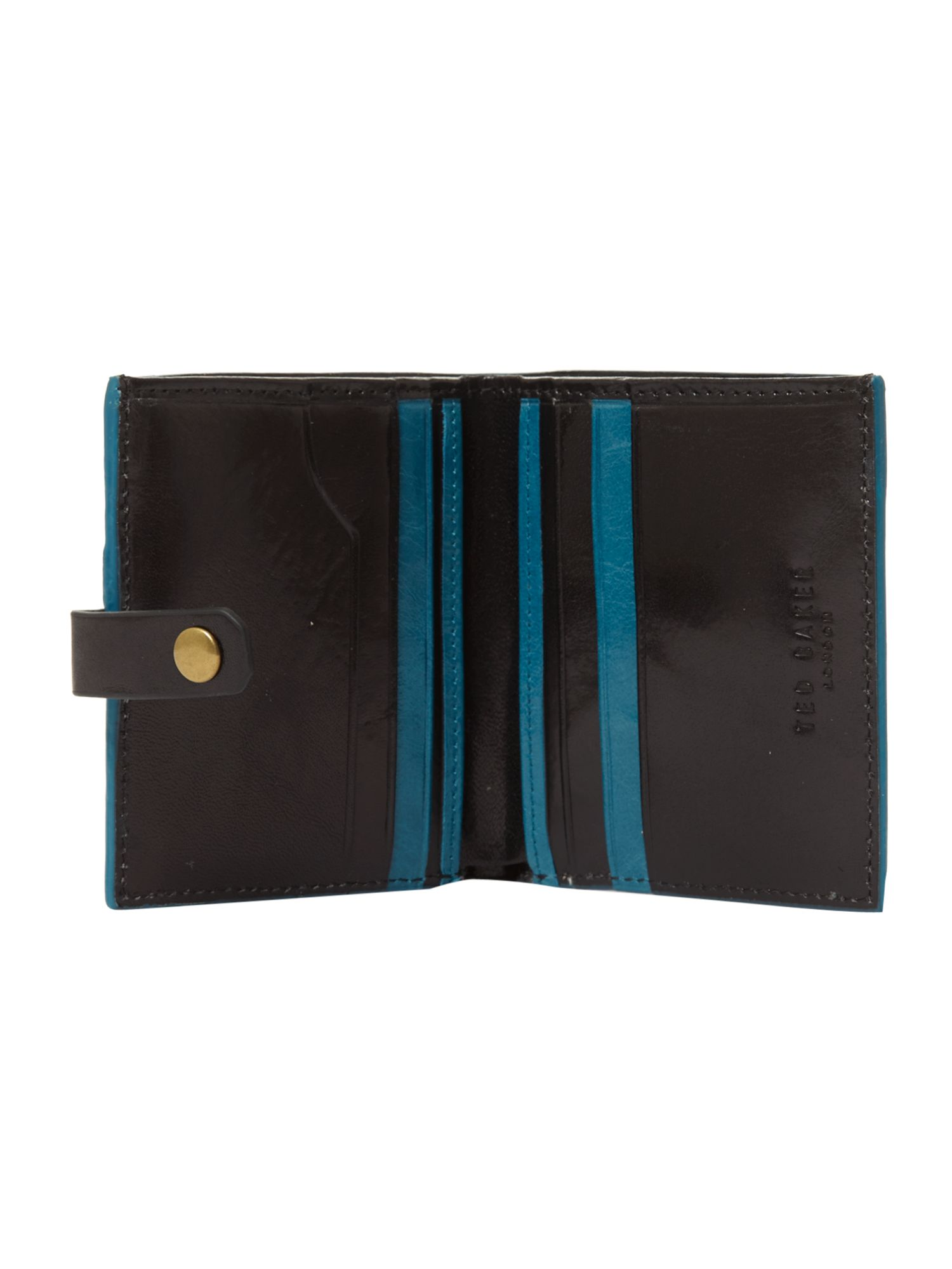 Small bilfold wallet
