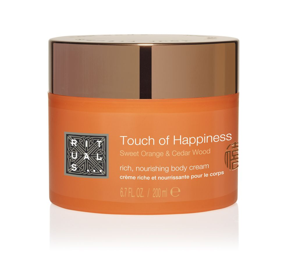 Touch of Happiness Ultra Rich Whipped Body Cream