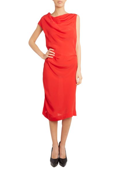 Anglomania Alto fitted dress