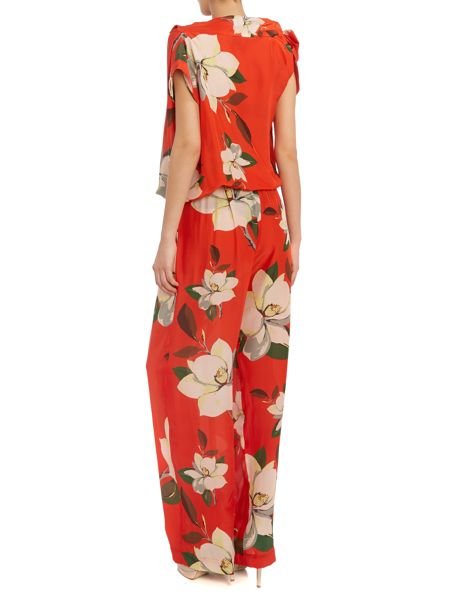 Anglomania Gaia floral jumpsuit