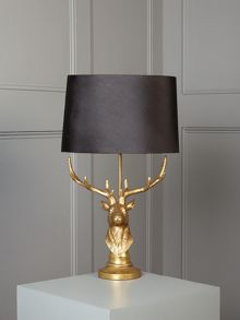 Living by Christiane Lemieux Stag table lamp