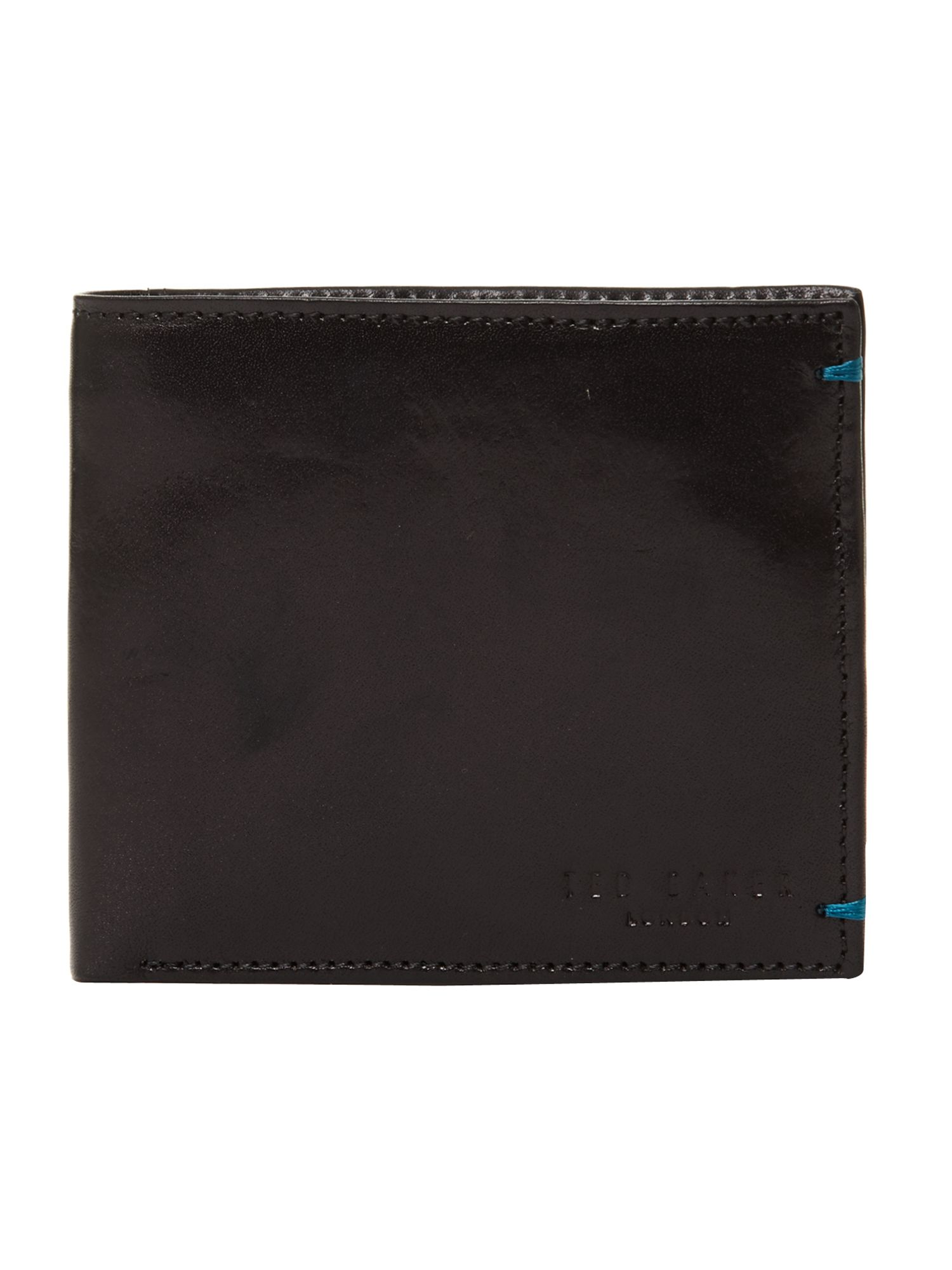 Bright bilfold wallet