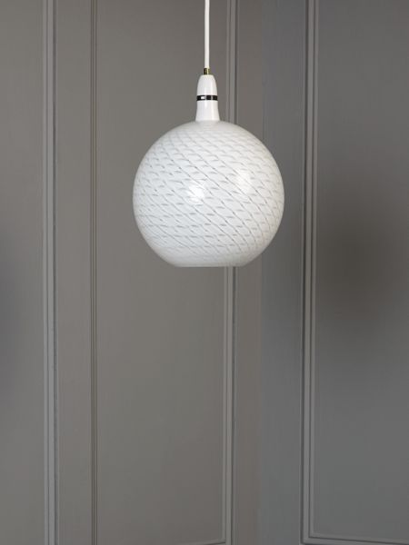 Linea Globe glass easy fit