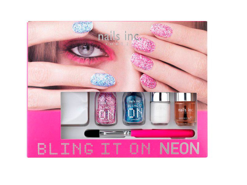 Bling it On Neon collection