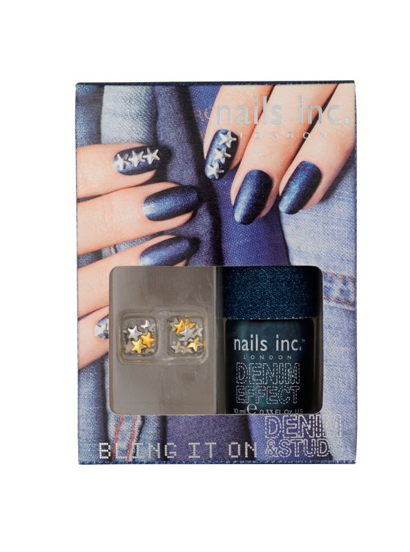 Bling it On Denim & Studs collection