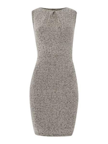 Therapy Boucle textured dress