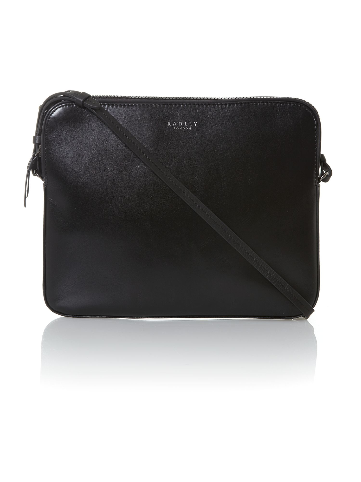 Malton medium flat xbody bag