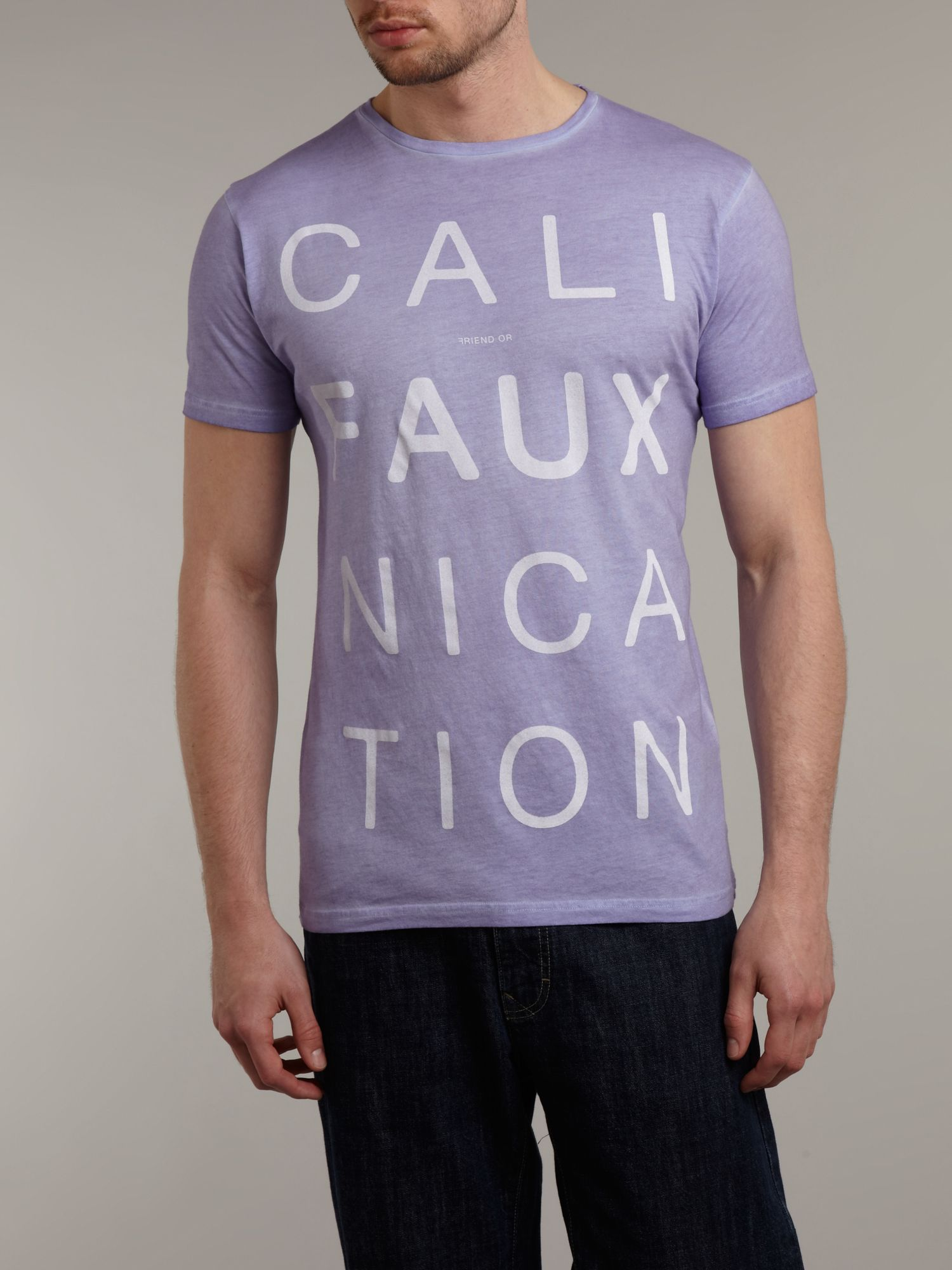 Califauxnication t-shirt