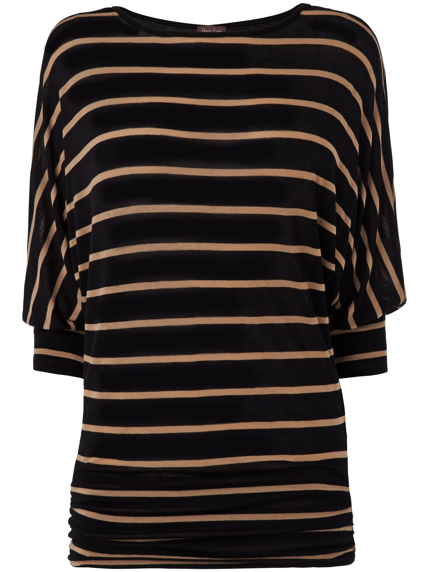 Stripe dana top