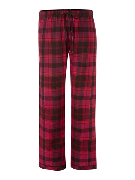 Cyberjammies Balancing act check pj trouser