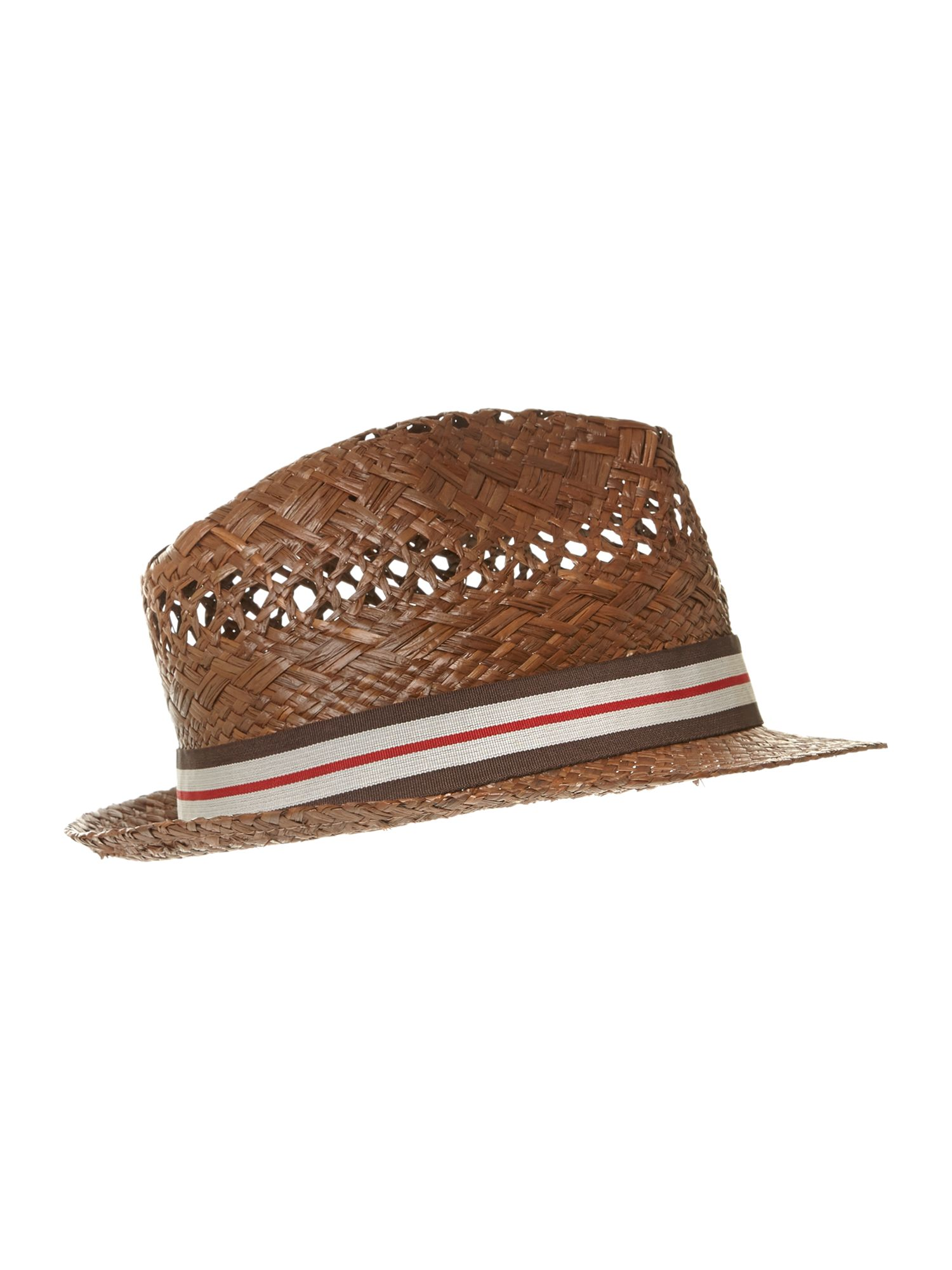 New weave straw hat