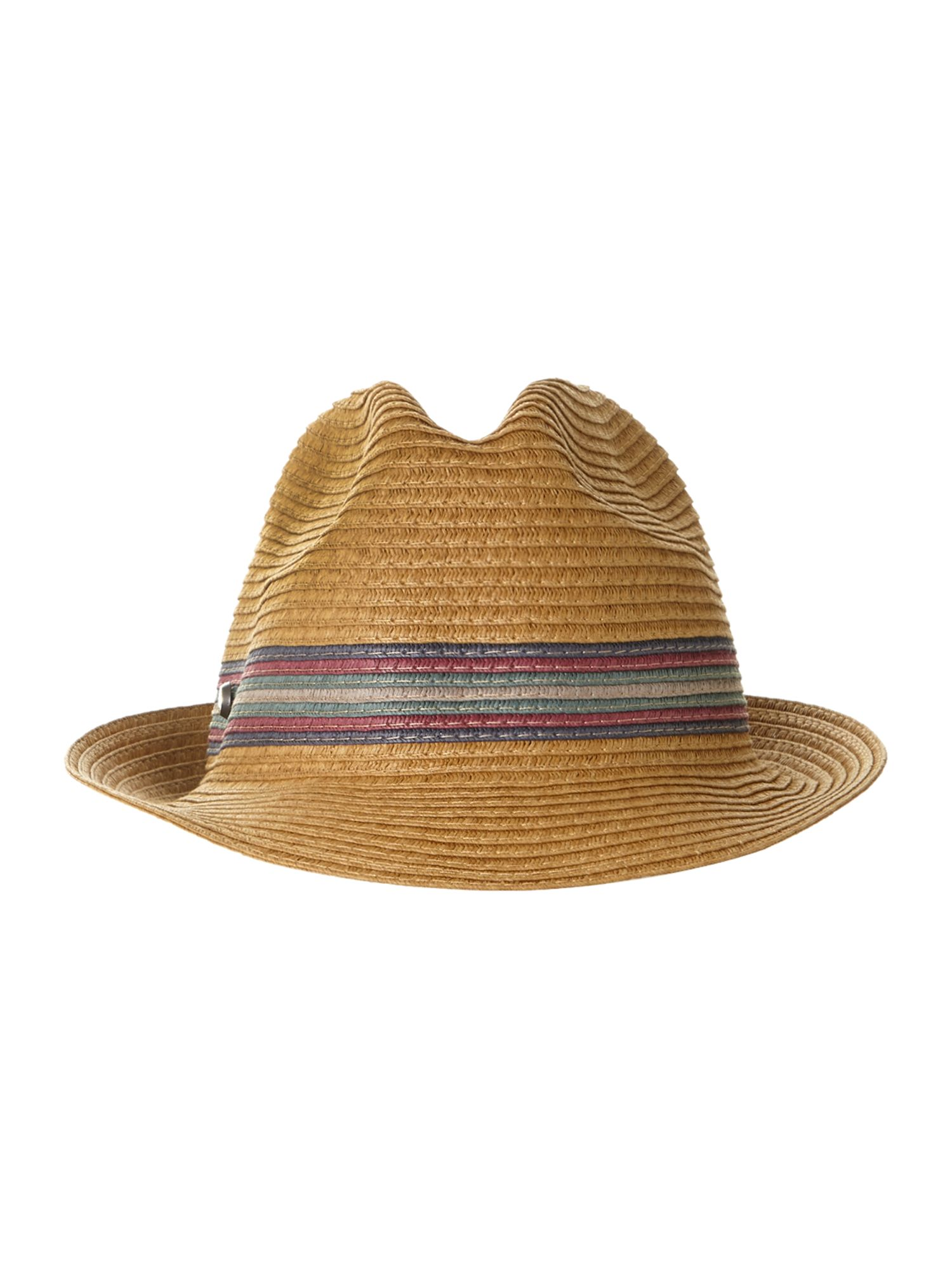 Highlight band straw hat