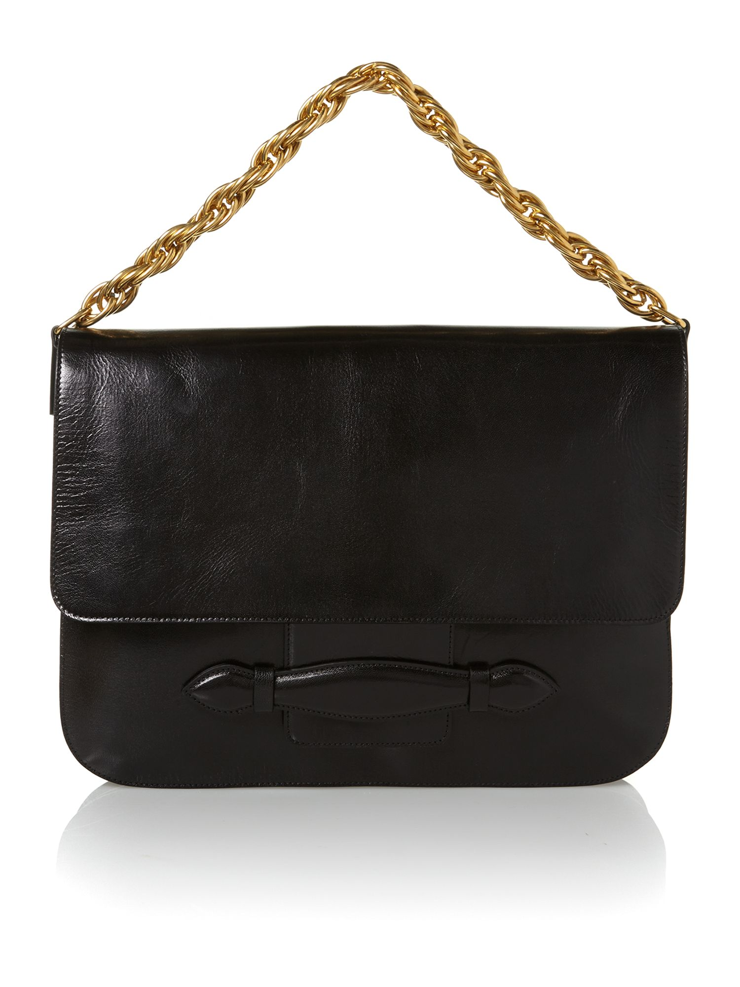 Paul black shoulder bag