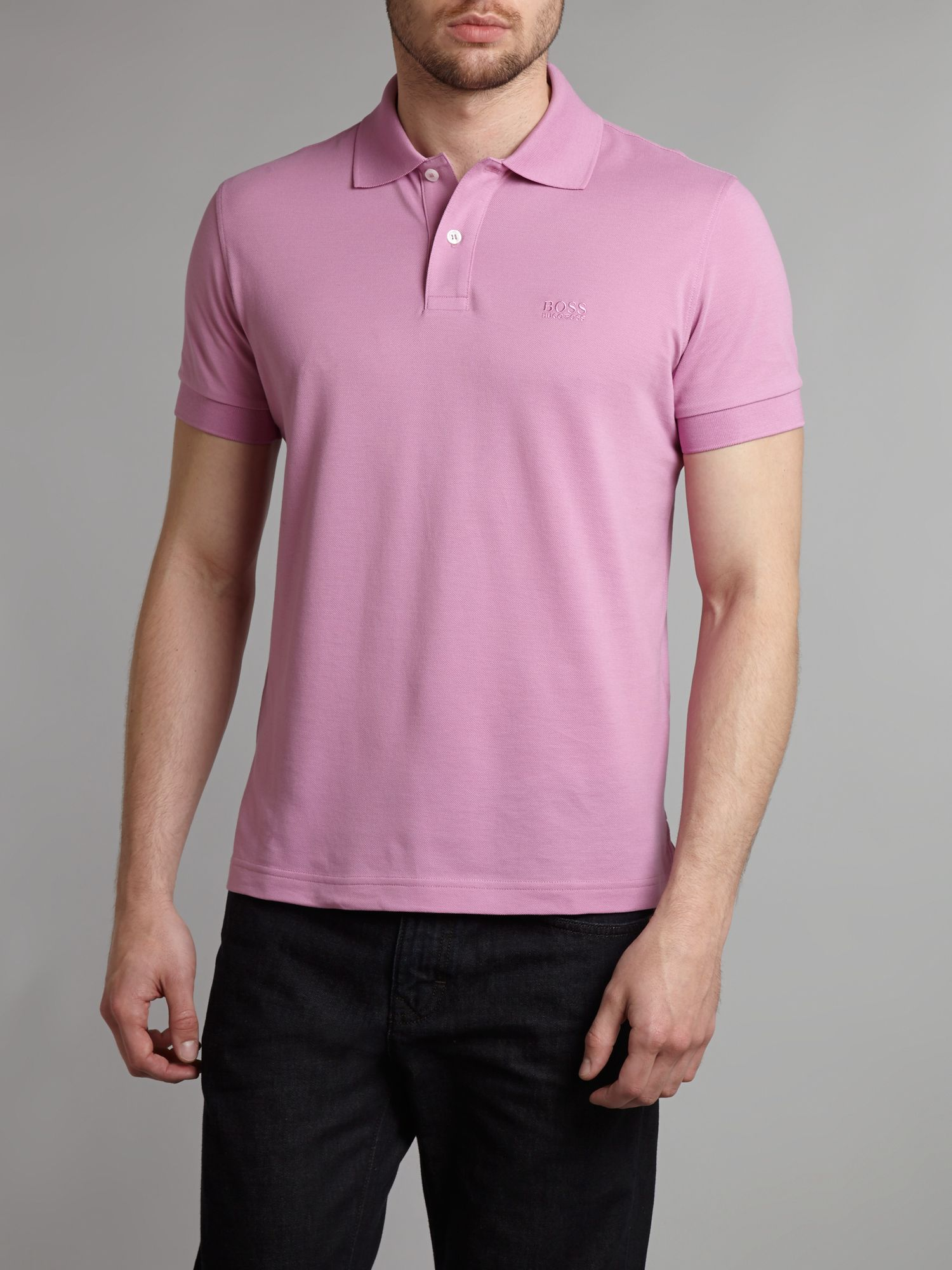 Firenze logo polo shirt