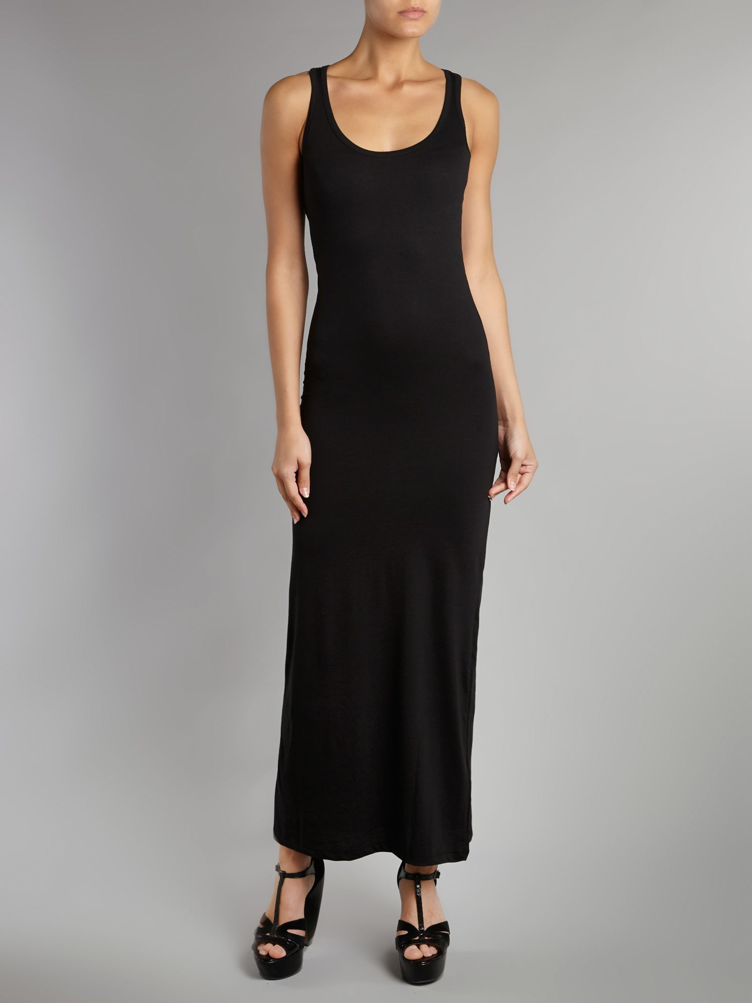 Nanna sleeveless maxi dress