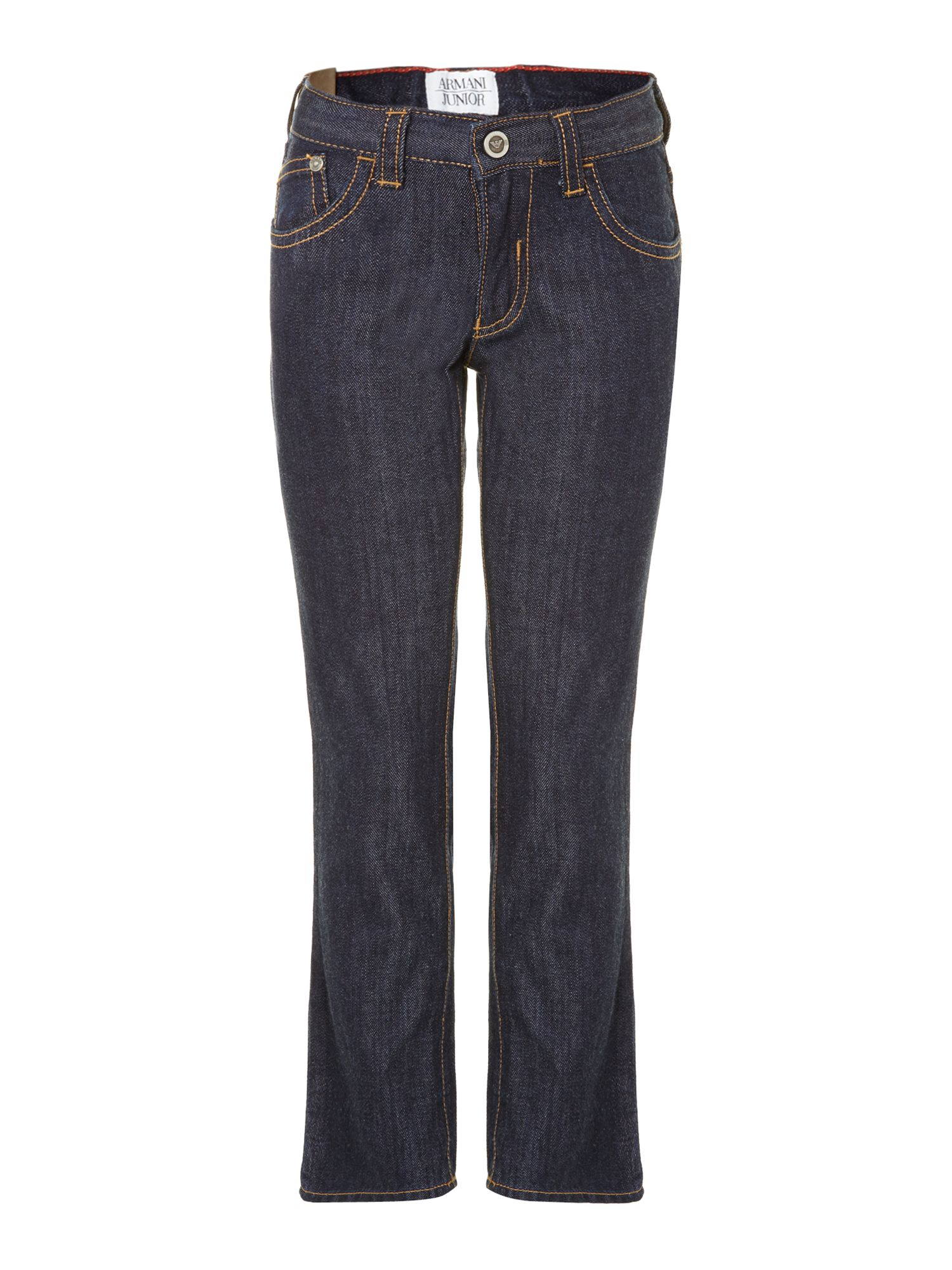 Boys dark wash jeans