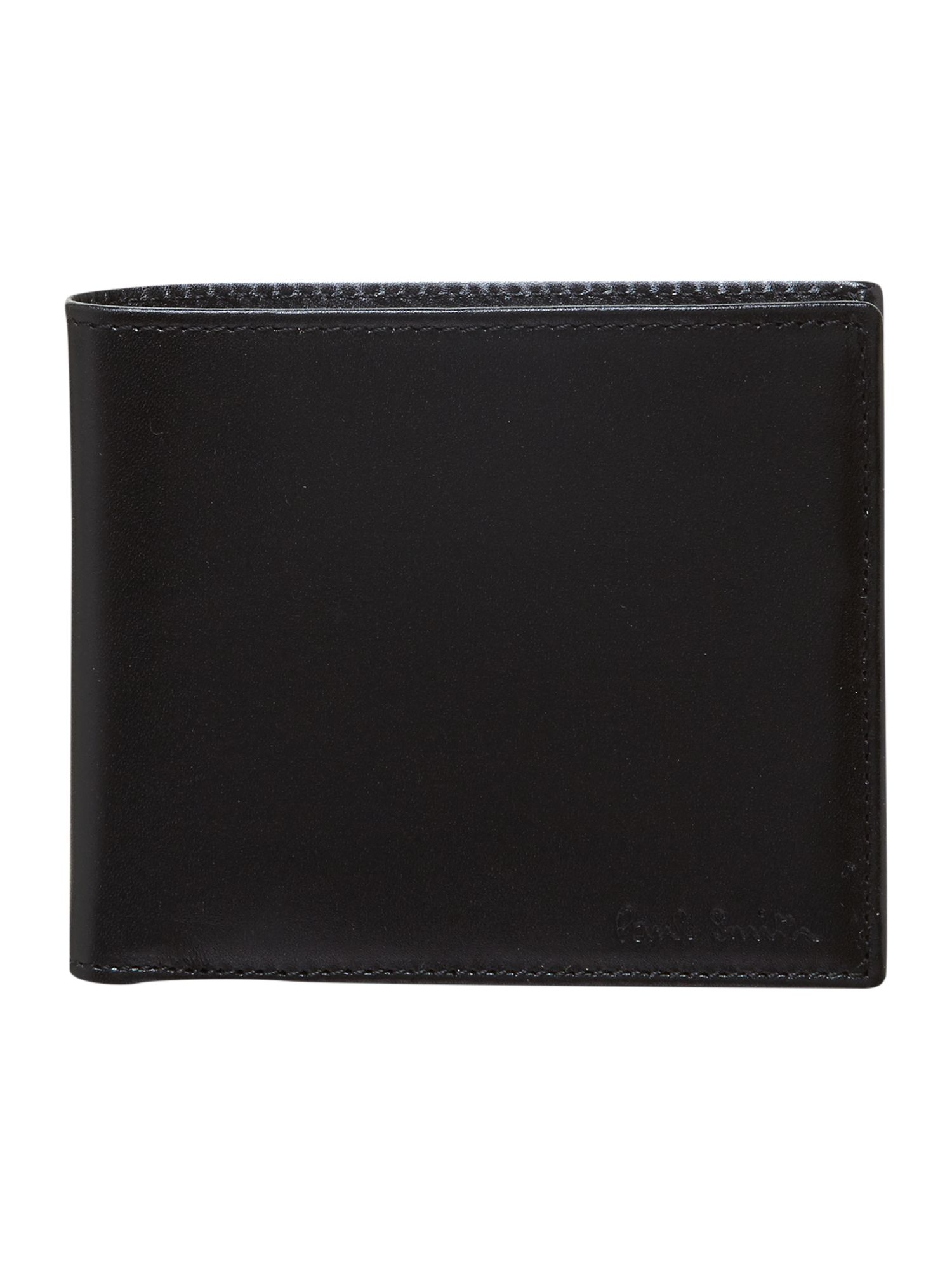 Internal stripe coin wallet