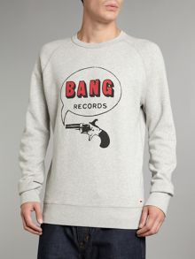 Sony bang sweatshirt