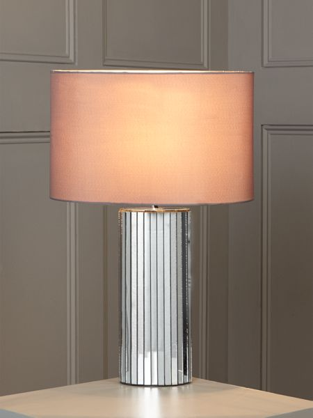 Biba Romilly mirror table lamp