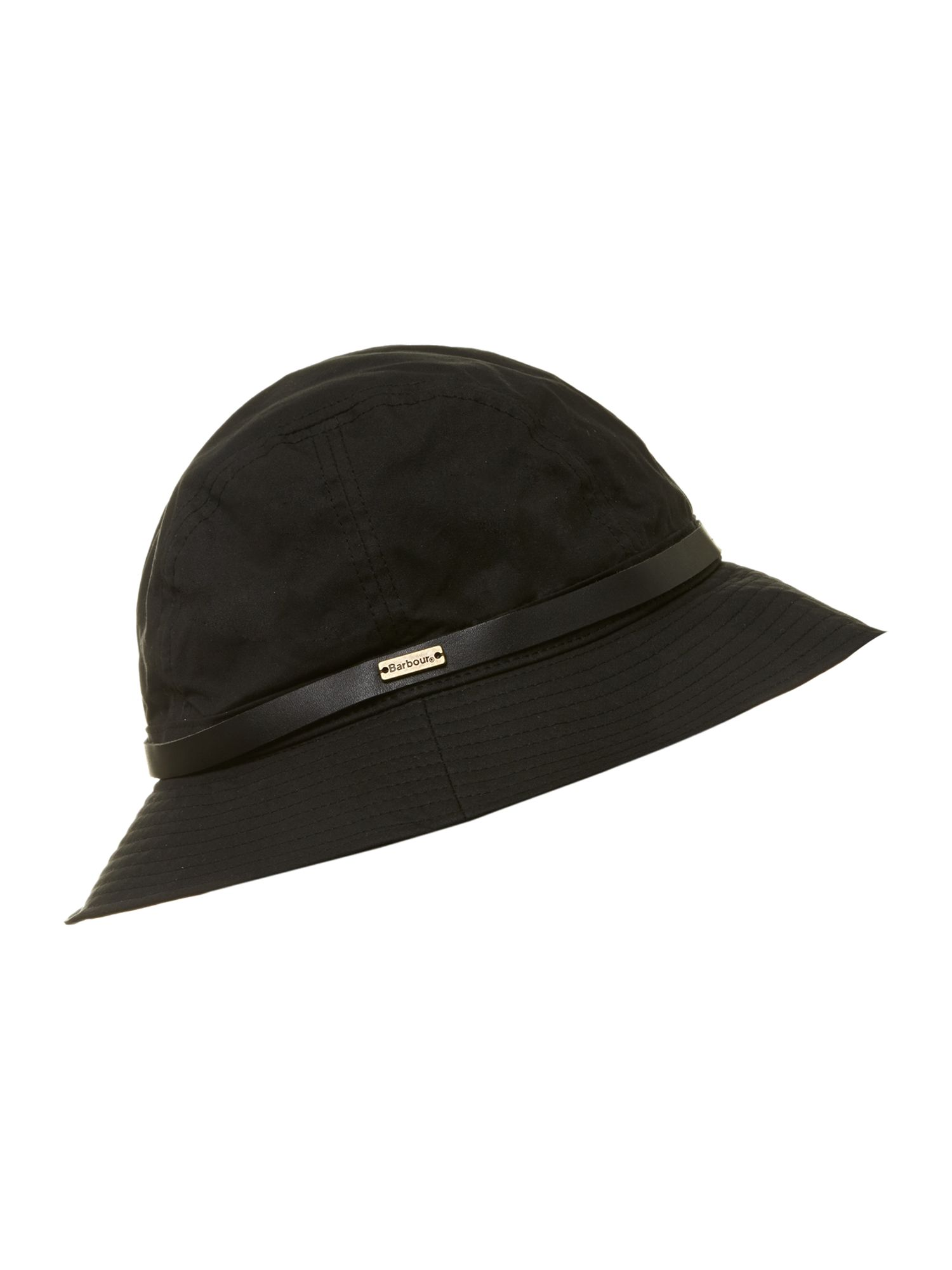 Briar trench hat