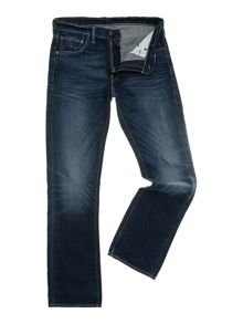 527 bootcut full moon jeans