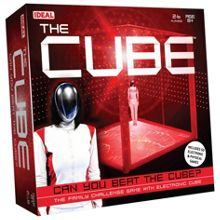 John Adams The Cube Game