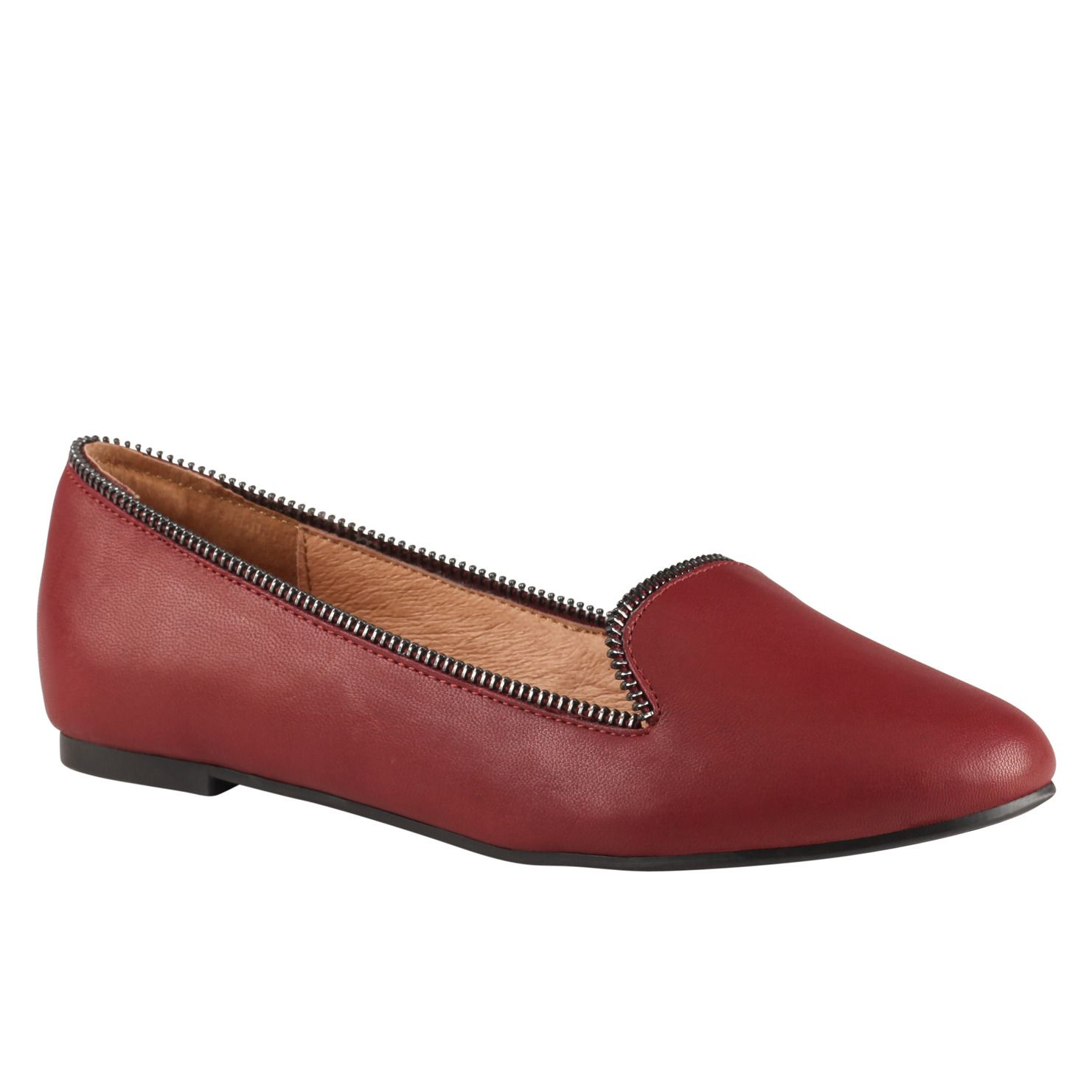 Leonsa Flat Slipper Loafer Shoes