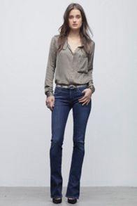 Emannuelle slim bootcut jeans in Liberty